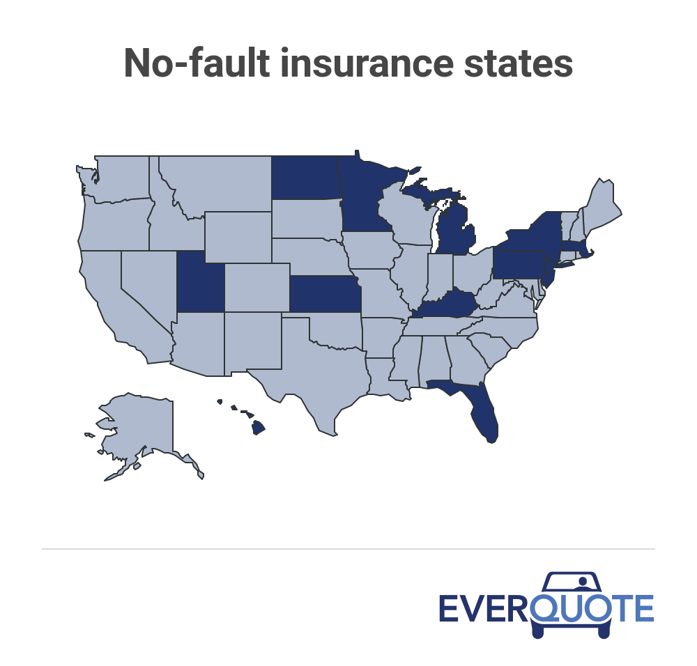 no-fault insurance and no-fault state details
