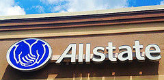 allstate storefront sign