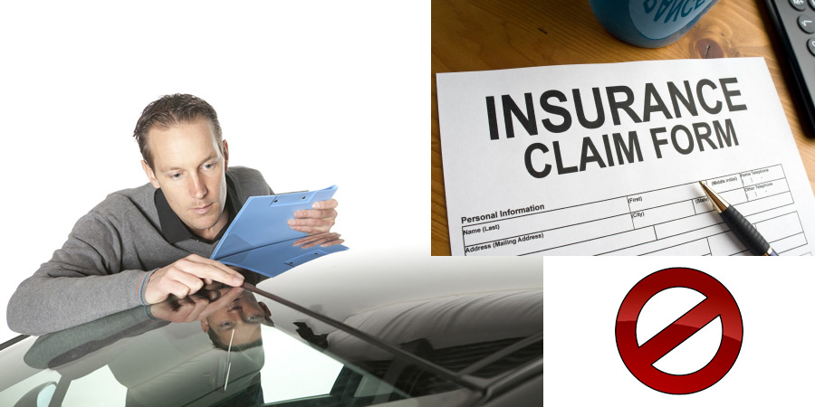 auto insurance claim denied