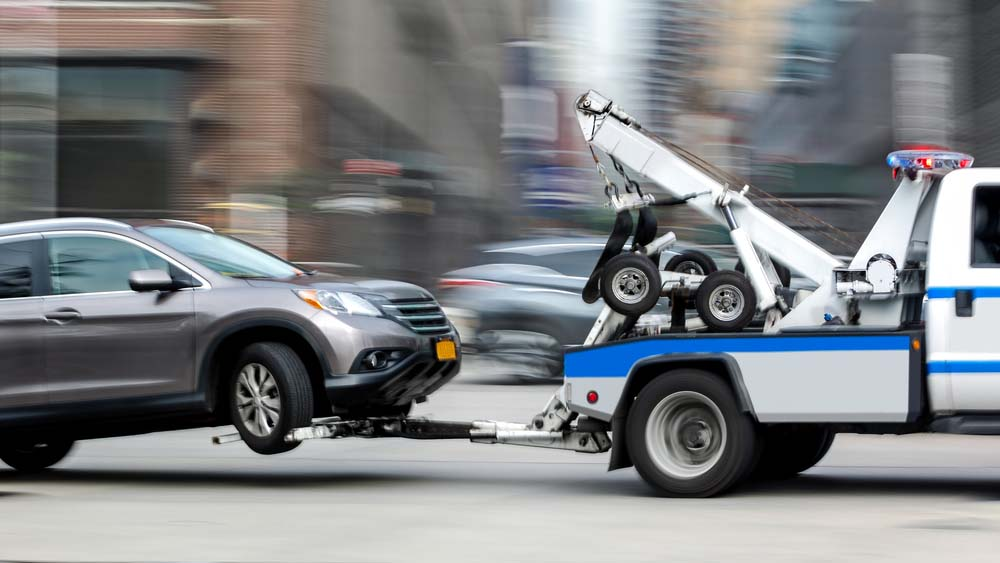 How Much Does Getting A Car Towed Cost