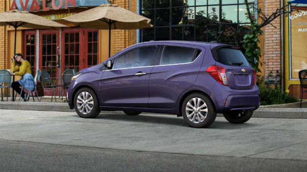 chevy spark 2016 purple