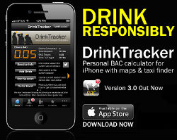 drink tracker mobile app logo