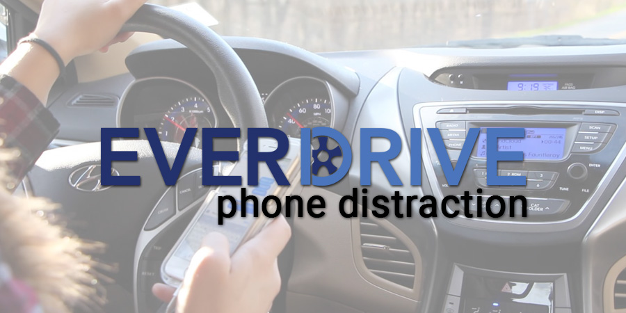 EverDrive - Phone Distraction