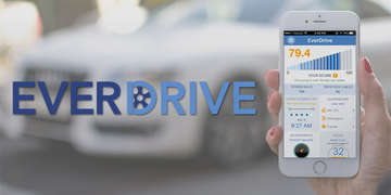 EverDrive Free Safe Driving App - iOS Android
