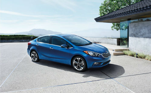 kia forte 2015 bright blue