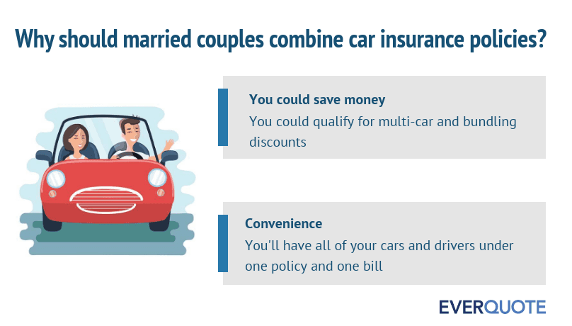 Advantages of combining car insurance policies