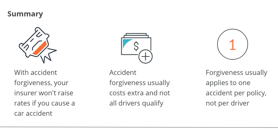 Geico Accident Forgiveness >> Accident Forgiveness Avoiding An Insurance Increase